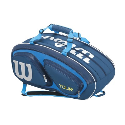 birsone tennis wilson TOUR_V_15_PACK_BL_Back borsone tennis wilson 2016