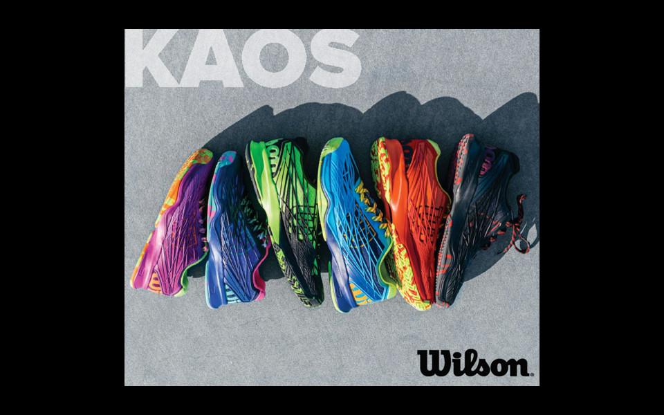 scarpe wilson kaos 2016 uomo donna
