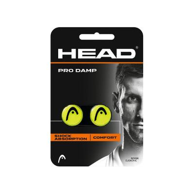 antivibrazione-Head-pro-damp-giallo-fluo-tennis3.it