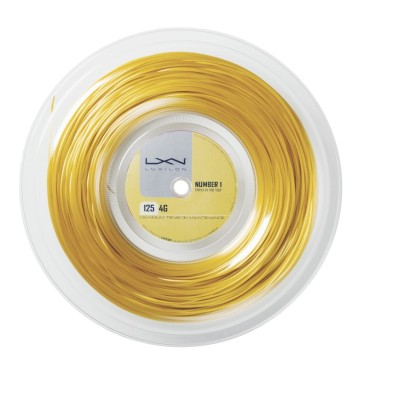corda luxilon 4G - 1.25 matassa 200 metri