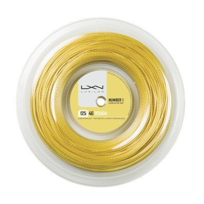 corda Luxilon 4G ROUGH Reel