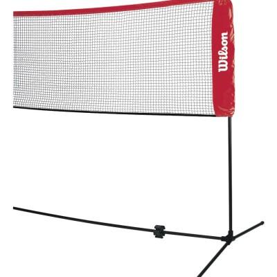 rete mini tennis 3.21 metri wilson