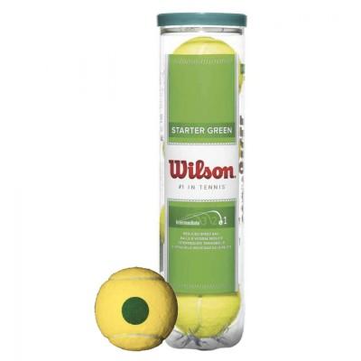 palline wilson starter green stage 1 palla