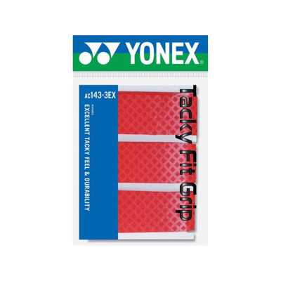 Overgrip-yonex-tacky-fit-grip-x3-rosso-tennis3.it