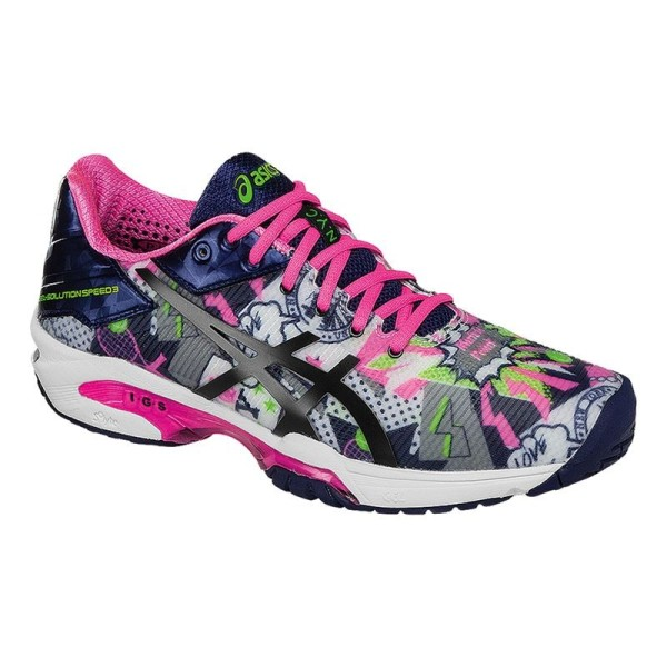 Scarpa Asics Gel Solution Speed 3 All court (Limited Edition) Shop Online Tennis3.it Negozio Tennis a Mestre