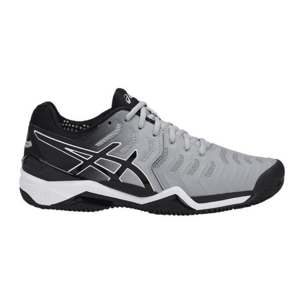 scarpa-asics-gel-resolution-7-clay-grey-black-tennis3.it