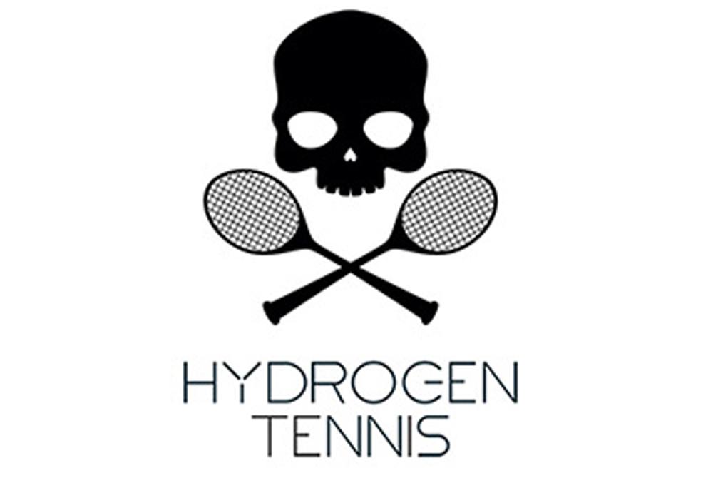 Hidrogen Logo Tennis3